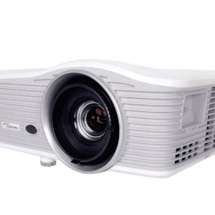Proyector Optoma W515, 6,000 lumen WXGA 4,000 horas ECO, Full HD 3D