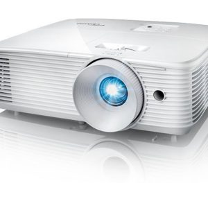 Proyector Optoma HD28HDR 3.600 lúmenes, 15.000 horas (Eco), Full HD 3D,