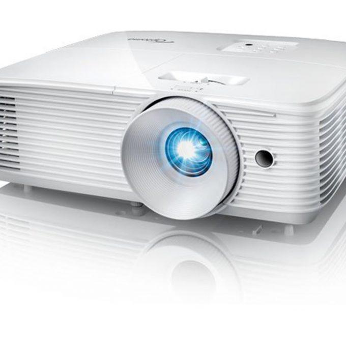 Proyector Optoma HD28HDR 3.600 lúmenes, 15.000 horas (Eco), Full HD 3D,