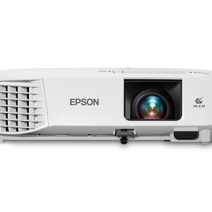 Proyector Epson PowerLite 109W 4000 lúmenes, 12.000 horas (Eco) WXGA