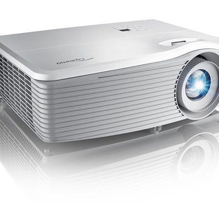 Proyector Optoma W512, 5500 lúmenes, Full HD 3D, 7.000 horas (Eco) WXGA