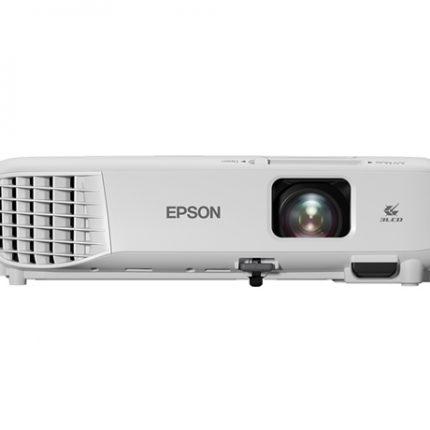 PROYECTOR EPSON POWERLITE X05+ , 3.300 lúmenes XGA ,10.000 horas (ECO)