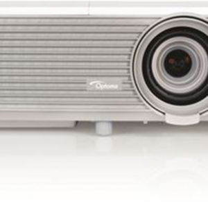 Proyector Optoma W355, DLP 3.600 Lumens WXGA 10,000 horas (Eco) Crestron RoomView