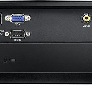 Proyector Optoma EH336, DLP 3.400 Lumens WXGA 15.000 horas (Eco) HDMI VGA