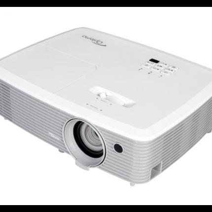Proyector Optoma x400+, 4.000 lumens XGA, 10.000 horas (Eco)
